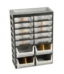 Product image for MULTI-DRAWER BASIC 21 CABINET (PACK OF 2