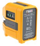 Product image for Fluke PLS 180R Laser Level, 635nm Laser wavelength