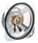Product image for Mylar flanged cone speaker,12W 85mm