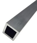 Product image for Aluminium sq tube stock,1x1in 10swg