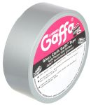 Product image for GLOSS CLOTH TAPE GAFFA SILVER 50M AT202