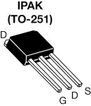 Product image for E SERIES POWER MOSFET IPAK (TO-251), 144
