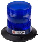 Product image for 12/24V 6W Blu Xenon beacon, Magnetic