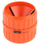 Product image for Bahco Carbon Steel 317-40 Deburring Tool For Deburring
