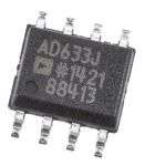 Product image for Analogue multiplier,AD633JR SO8 1MHz
