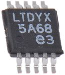 Product image for BOOST FLYBACK SEPIC CONTROLLER MSOP10EP