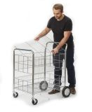 Product image for Chrome Plated Wire Trolley