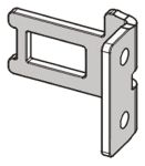 Product image for Key safety door vertical