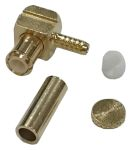 Product image for MCX r/a plug crimp for RG178U