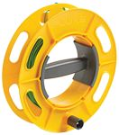 Product image for Ground/Earth Green Cable Reel 25M
