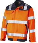 Product image for DICKIES EVERYDAY HIGH VIS JACKET ORANGE/