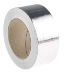 Product image for RS Pro 30 micron foil tape 50mm x 45m