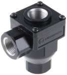 Product image for PNEUMATIC T70 QUICK EXHAUST VALVE,G1/2