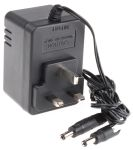 Product image for Mascot, 12W Plug In Power Supply 12V dc, 1A, 1 Output Linear Power Supply, Type G
