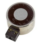 Product image for 50mm Dia. 12V Electro Holding Magnet