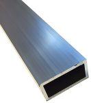 Product image for Aluminium Rectangle Tube,50mmx3mmx1m