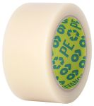 Product image for CLEAR POLYTHENE TAPE AT6103 50MMX33M