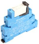 Product image for DPDT 8A interface relay, 24Vac/dc coil