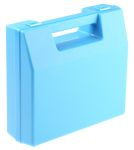 Product image for Blue storage case w/handle,225x200x70mm