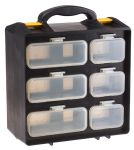 Product image for 12 COMPARTMENTS ASSORTMENT CASE