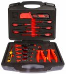Product image for 16pc insulated VDE tool set