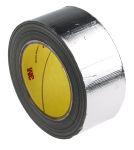Product image for High temp aluminium foil 363 33mx50mm