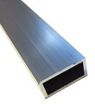Product image for Aluminium Rectangle Tube,60x40x2mmx1m,2