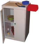 Product image for Tool Cabinet 1 shelf, 600x930x500mm