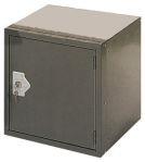 Product image for GREY DOOR CUBE LOCKER,305X305X305MM