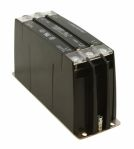 Product image for 3 PHASE LOW LEAKAGE FILTER 20A DIN RAIL