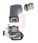 Product image for HAN 3A Kit Ang TE Metal Hood Strt Base