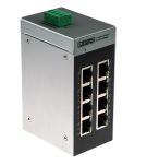 Product image for ETHERNET SWITCHES 8 RJ45 PORTS