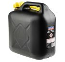 Product image for Fuel Can 10ltr - Black