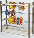 Product image for Rack, cable dispenser, 4 rail