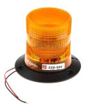 Product image for 10-100V 6W Amb Xenon beacon, 3 point fix