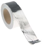 Product image for RS Pro 50 micron foil tape 50mm x 50m