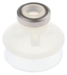 Product image for SILICONE BELLOWS PAD FOR SUCTIONCUP,25MM