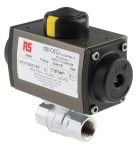 Product image for 1/2in. BSP Brass B/Valve w/ SR Actuator
