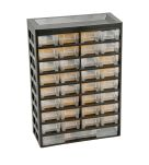 Product image for MULTI-DRAWER BASIC 54 CABINET (PACK OF 2