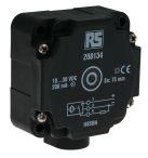 Product image for RS factor1 80x80 block sensor, non-flush