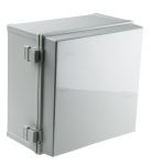 Product image for CAB Enclosure with Latch, 180x300x300mm
