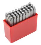 Product image for Letter steel stamp 27PCS 2.5mm