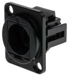 Product image for FT BLK METAL TOSLINK CSK XLR