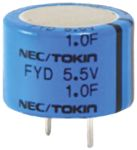 Product image for Super Capacitor FYD series 0.1F 5.5V