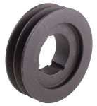Product image for SPA/A PULLEY 125 X 2
