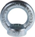 Product image for ZINC PLATED EYE NUT DIN 582 SWL:340Kg