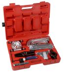 Product image for 25 piece hydraulic puller set