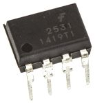 Product image for Optocoupler Dual HS Transistor 1Mbit/s