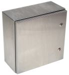 Product image for 304 S/Steel IP66 Wall Box 400x400x200mm