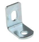 Product image for Bracket,90 degree,ZP steel,15mm